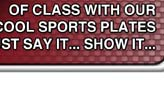 Sports Show Plates to your own specification.